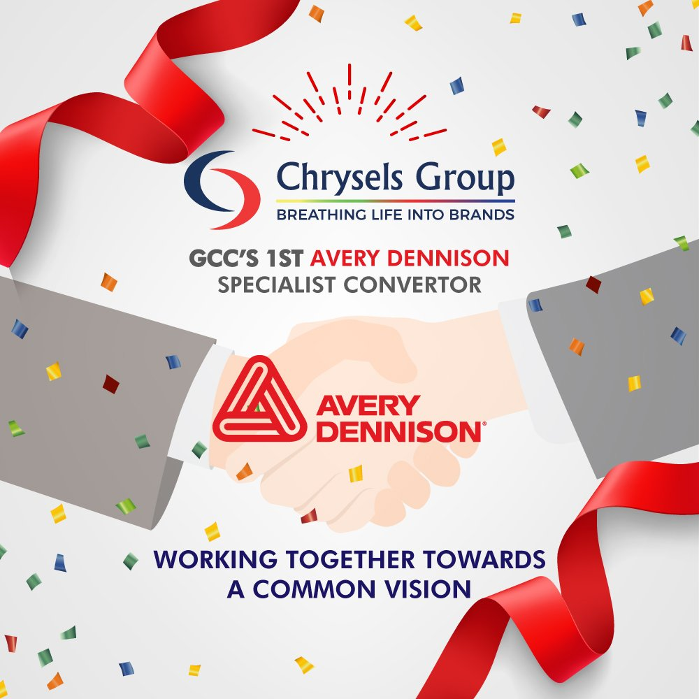 Avery Dennison ties up with Chrysels