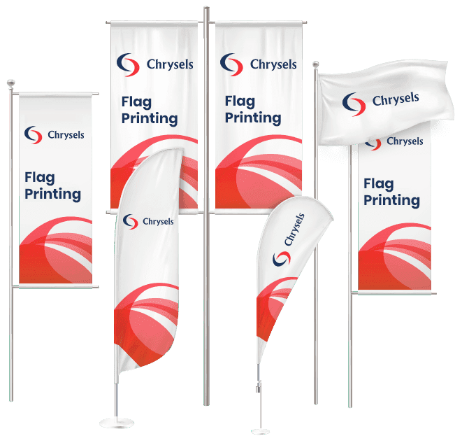 Promotional and Advertising Flags Dubai