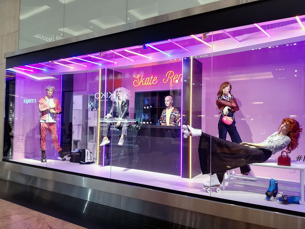 Retail Window Display 5